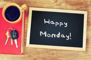 7 tips to beat the Monday morning blues!