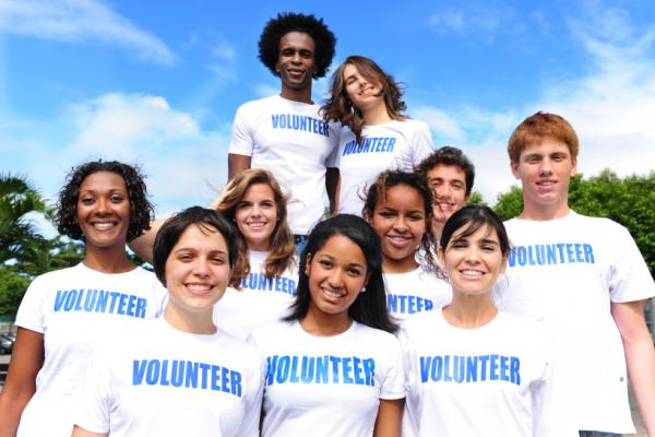 Engage young volunteers to your cause