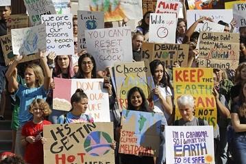 September 20 protest